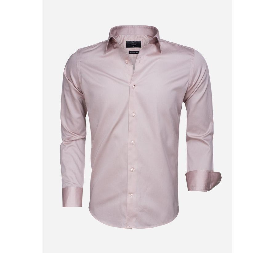 Shirt Long Sleeve 65008 Beige