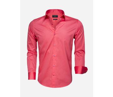 Gaznawi Overhemd Lange Mouw 65008 Fuchsia