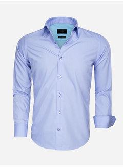Gaznawi Overhemd Lange Mouw 65008 Light Blue