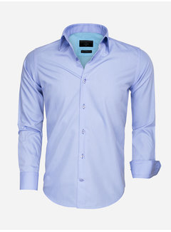 Gaznawi Shirt Long Sleeve 65008 Light Blue