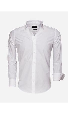 Gaznawi Overhemd Lange Mouw 65008 White