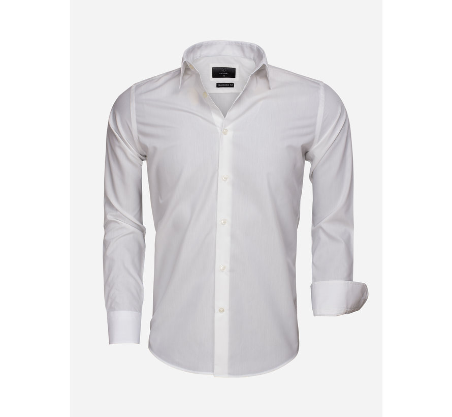 Shirt Long Sleeve 65008 Off White