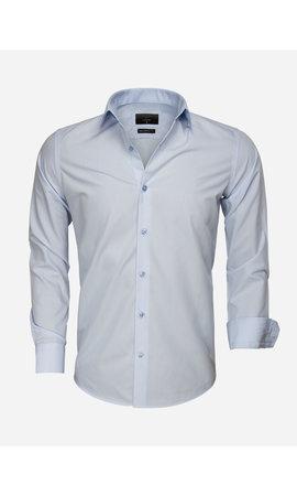 Gaznawi Overhemd Lange Mouw 65008 Blue