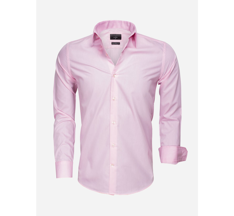 Shirt Long Sleeve 65008 Pink