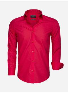 Gaznawi Shirt Long Sleeve 65008 Red