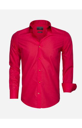 Gaznawi Overhemd Lange Mouw 65008 Red