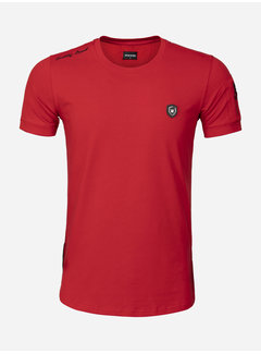 Wam Denim T-Shirt North Las Vegas Red