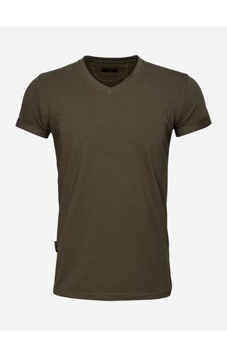 Gaznawi T-Shirt 69032 Khaki