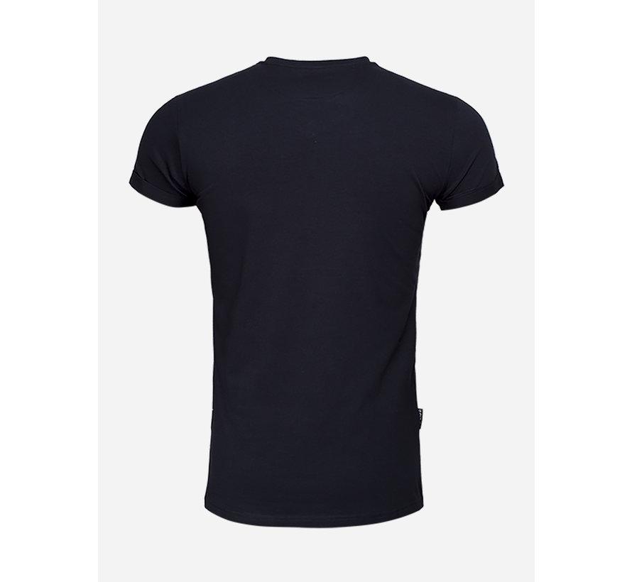 T-Shirt 69032 Navy