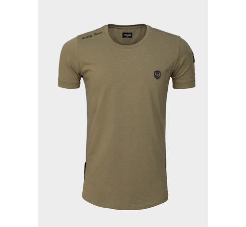 Wam Denim T-Shirt North Las Vegas Khaki