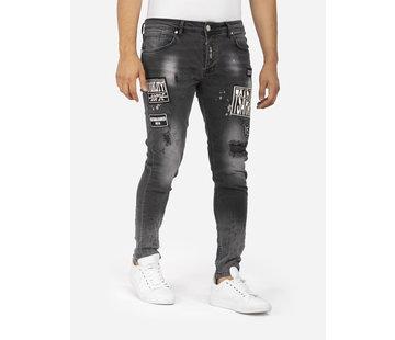 Arya Boy Jeans 82092 Elio Black