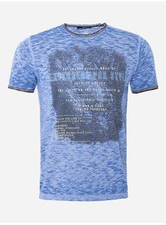 Wam Denim T-Shirt 150 Blauw