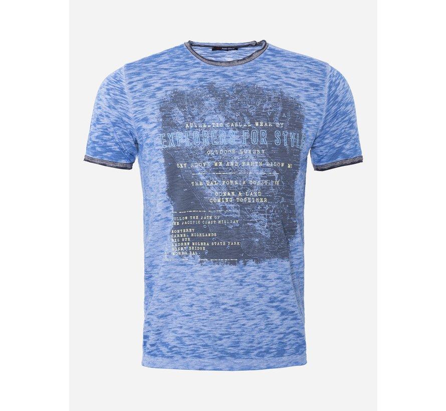 T-Shirt 150 Blauw