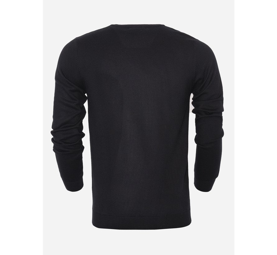 Sweater  M-1684W Black