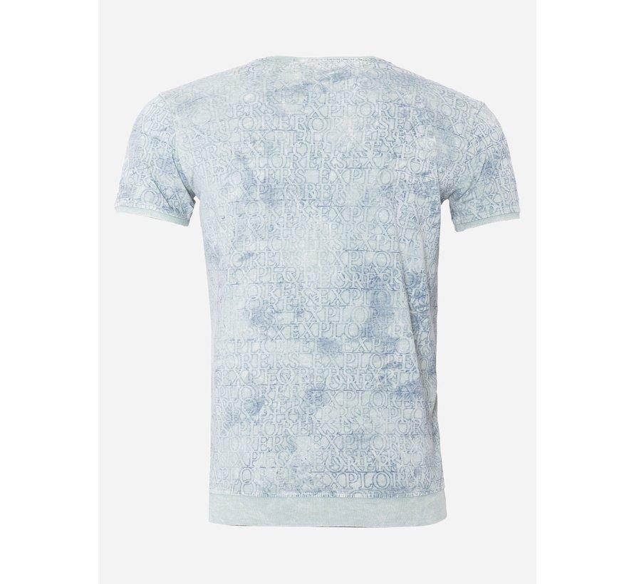 T-Shirt 168 Green