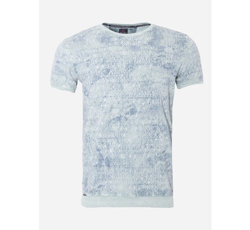 Wam Denim T-Shirt 168 Green