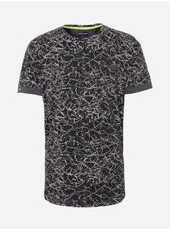 Wam Denim T-Shirt 79432 Zwart
