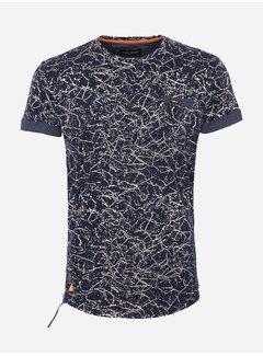 Wam Denim T-Shirt 79432 Navy