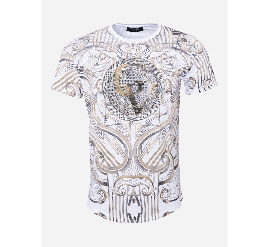 T-Shirt GV533 White