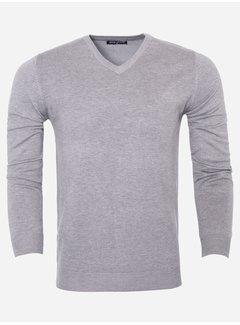 Wam Denim Sweater M-1684-W Grijs
