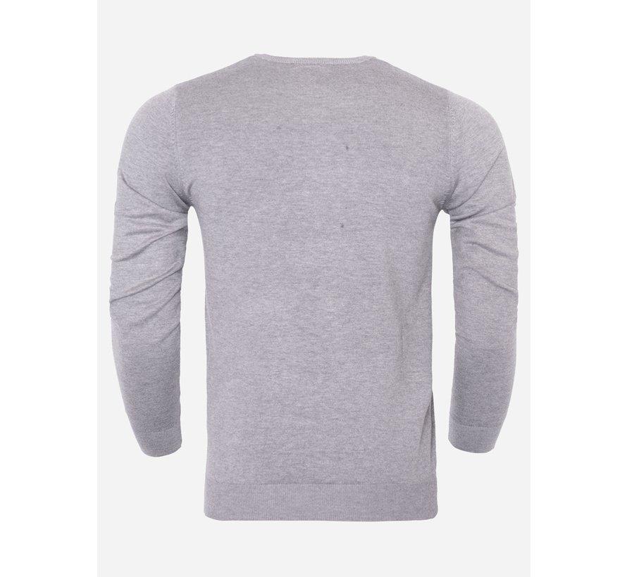 Sweater M-1684-W Grey