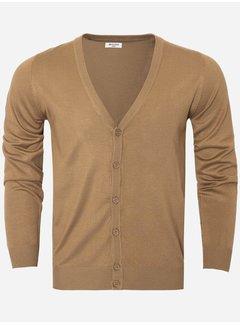 Wam Denim Sweater M-6911 Camel