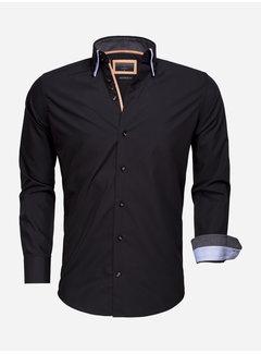 Gaznawi Shirt Long Sleeve 65009 Black