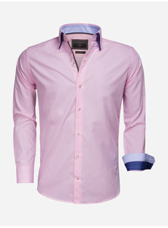 Gaznawi Overhemd Lange Mouw 65009 Pink