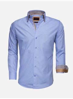 Gaznawi Shirt Long Sleeve 65010 Light Blue