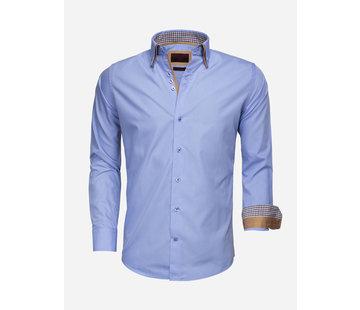Gaznawi Overhemd Lange Mouw 65010 Light Blue