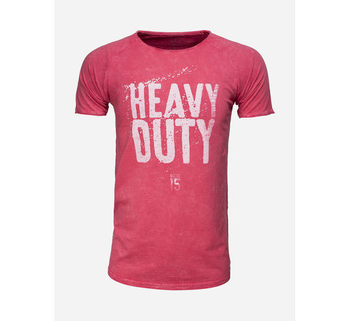 Gaznawi T-Shirt 69070 El Paso Light Red