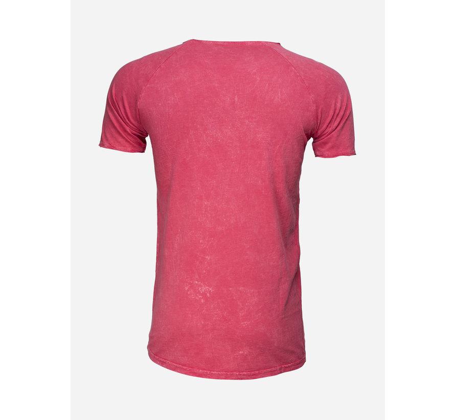 T-Shirt 69070 El Paso Light Red