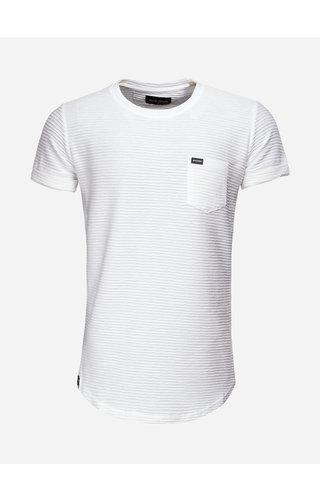 Wam Denim T-Shirt Las Cruces Off White