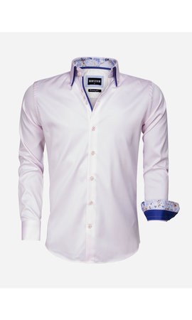 Wam Denim Overhemd Lange Mouw 75540 Pink