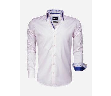 Wam Denim Shirt Long Sleeve 75540 Pink