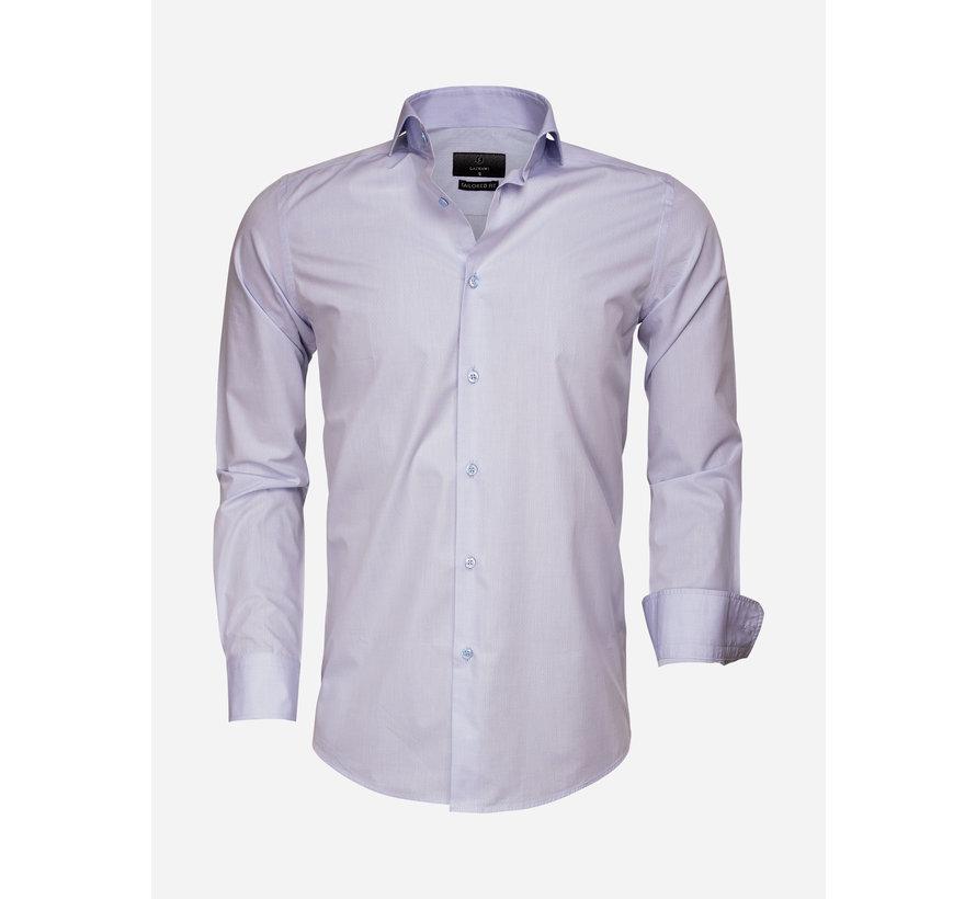 Overhemd Lange Mouw 65007 Bolzano Blue