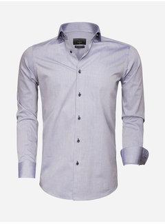 Gaznawi Shirt Long Sleeve 65007 Bolzano Dark Blue