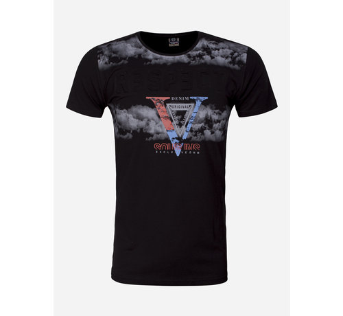 One Jumper T-Shirt 2212 Black