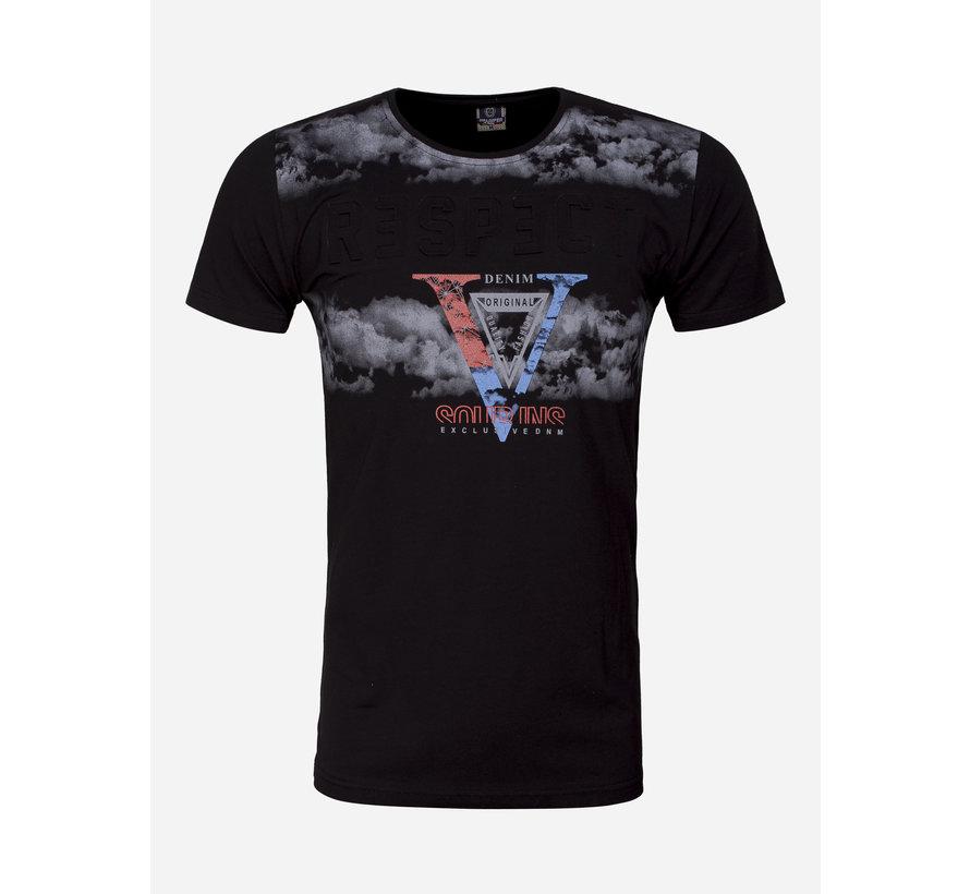T-Shirt 2212 Black