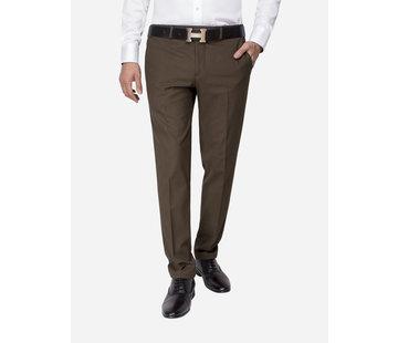 Wam Denim Pantalon 72118 Biella Khaki