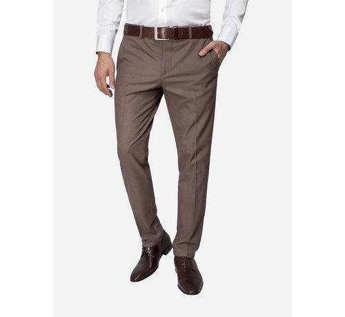 Wam Denim Pantalon 72118 Biella Light Brown