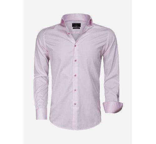 Gaznawi Overhemd Lange Mouw 65011 Carrara Pink