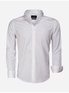 Gaznawi Shirt Long Sleeve 65011 Carrara White