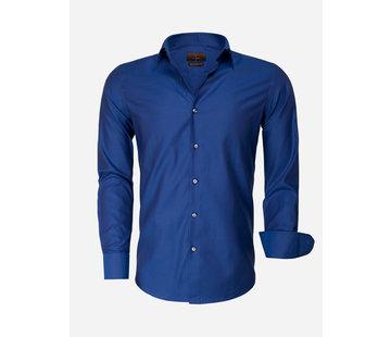 Gaznawi Shirt Long Sleeve 65001 Detroit Petrol