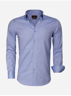 Gaznawi Shirt Long Sleeve 65001 Detroit Blue