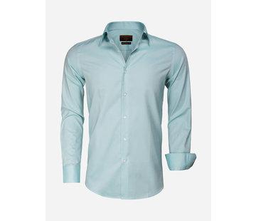 Gaznawi Overhemd Lange Mouw 65001 Detroit Mintol