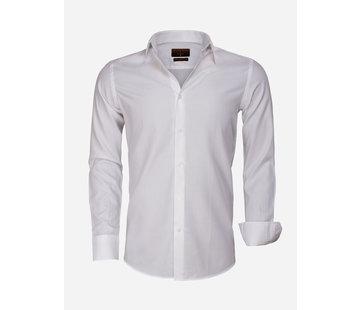 Gaznawi Shirt Long Sleeve 65001 Detroit White