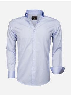 Gaznawi Shirt Long Sleeve 65011 Carrara Blue