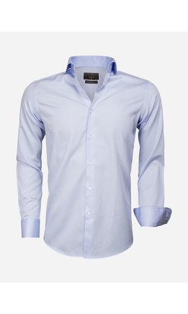 Gaznawi Overhemd Lange Mouw 65011 Carrara Blue
