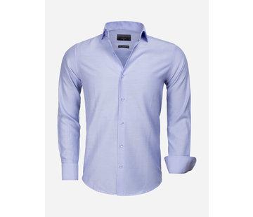 Gaznawi Shirt Long Sleeve 65012 Caserta Blue